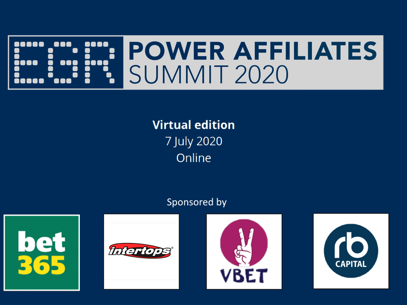 EGR's Power50 Affiliates Virtual Summit 2020