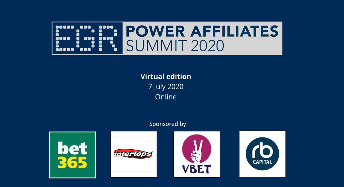 EGR's Power50 Affiliates Virtual Summit 2020